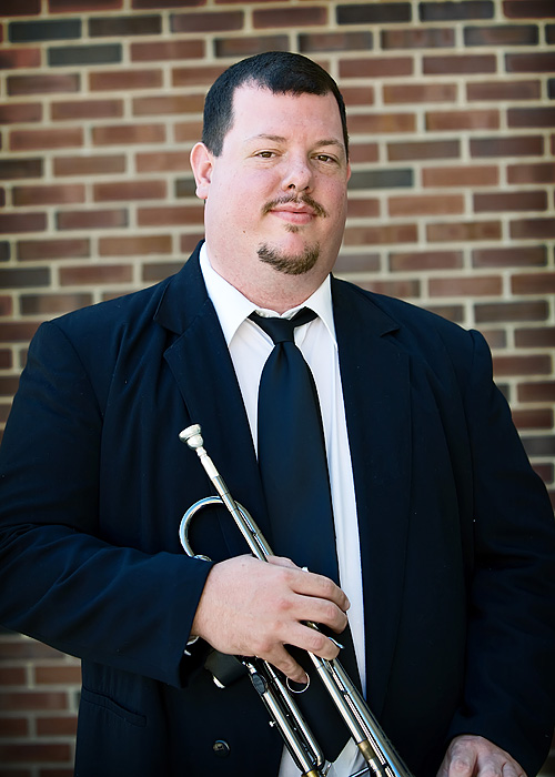 Aaron White - Lead Trumpet - Rock River Jazz Band