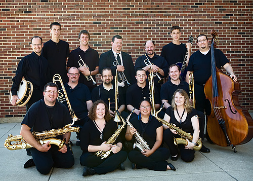 Rock River Jazz Band Group Picture